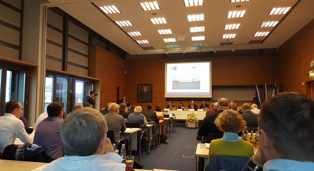 Vortrag in Rostock