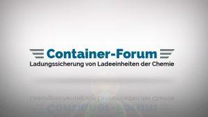 Container Forum Bonn 2017