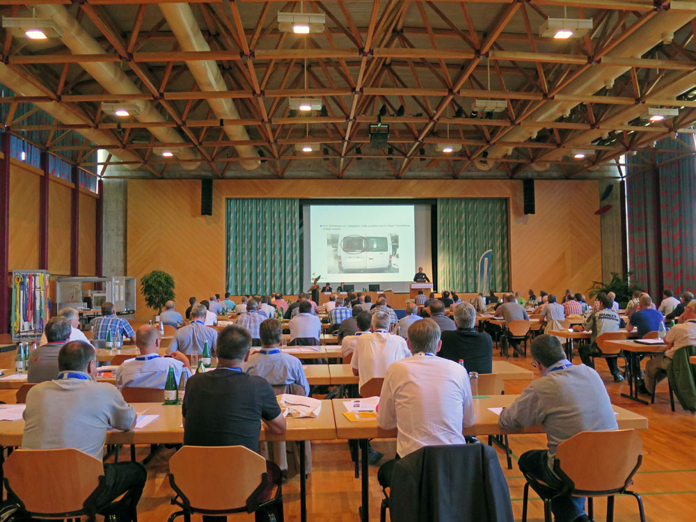 Ladungssicherungssymposium Schweiz
