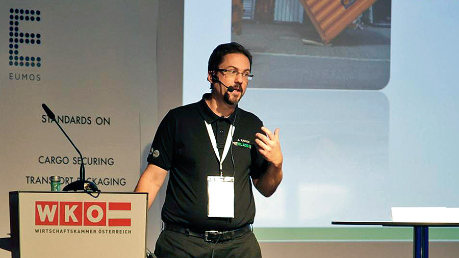 International EUMOS-Symposium 2017 Präsentation Andreas Rainer