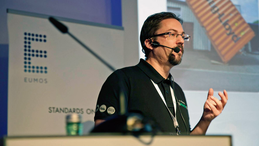 Andreas Rainer International EUMOS-Symposium 2017 HLash