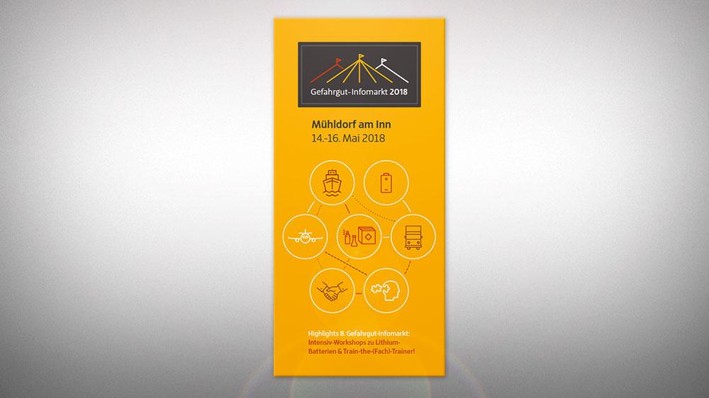 Gefahrgut Infomarkt Folder PDF