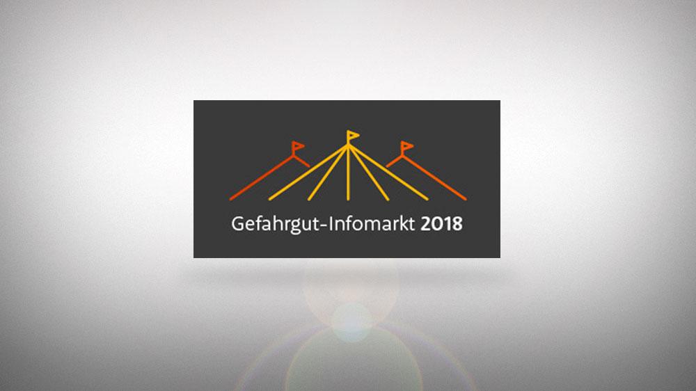 8. Gefahrgut Infomarkt 2018 Logo