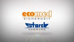 ecomed sicherheit storck Hamburg logo Termin Gefahrgut Tage