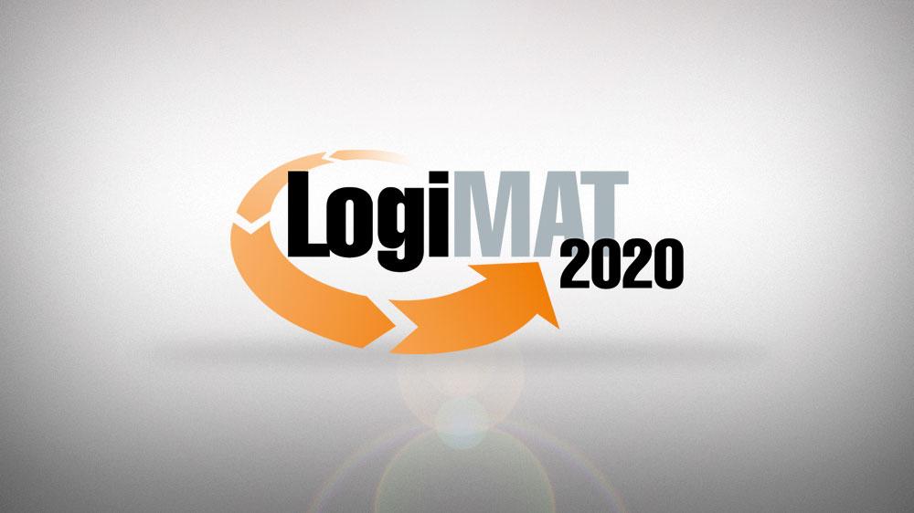 LogiMAT 2020 Logo Termin
