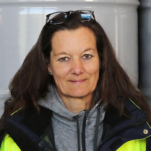 Petra Lintermanns Portrait