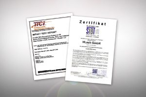 Zertifikate Ladungssicherung