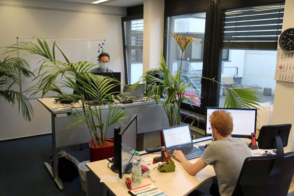 HLash GmbH and Rainer GmbH are fully at work and reachable for our customers – with caution