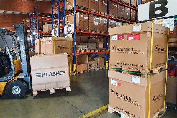 Produktion und Auslieferungen laufen weiter