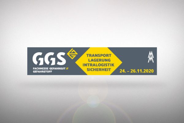 Cancelation of the GGS –Trade Fair Dangerous Goods // Hazardous Substances