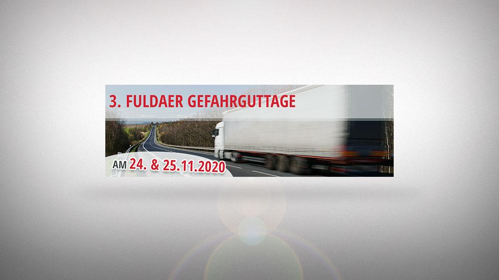 3. Gefahrguttage Fulda 2020