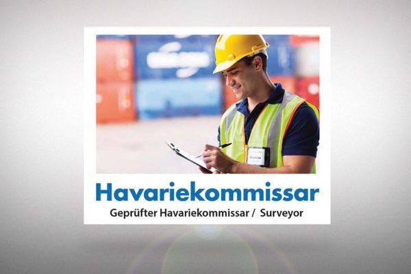 Ausbildung Havariekommissar / Surveyor 2021