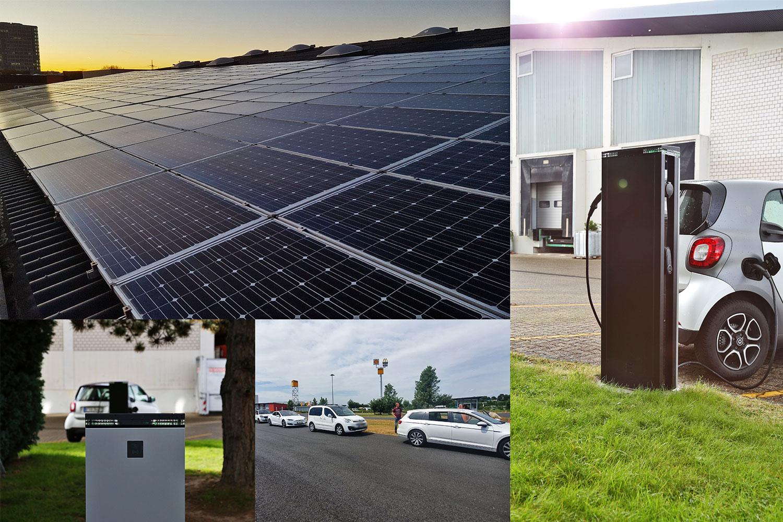 HLash & Rainer GmbH Nachhaltigkeit Strom E-Auto